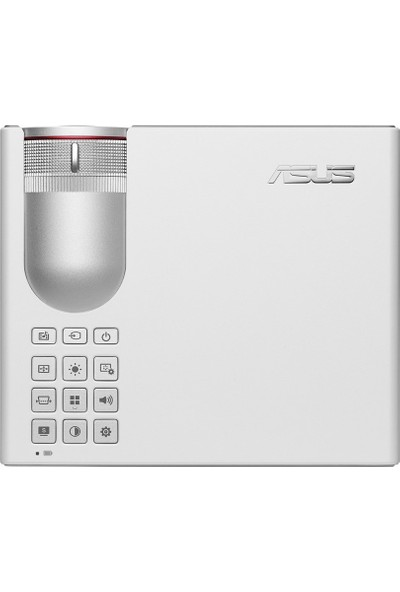 ASUS P3B (WITH WIFI DONGLE) 800 LUMEN TASINABILIR LED PROJEKTOR 1280x800 100.000:1 2YIL D-SUB HDMI MHL POWERBANK MULTIMEDYA OYNATICI
