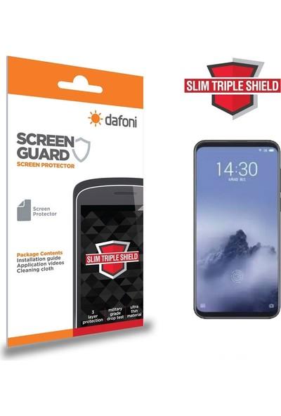 Dafoni Meizu 16X Slim Triple Shield Ekran Koruyucu