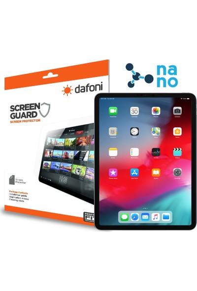 Dafoni iPad Pro 12.9 2018 Nano Glass Premium Tablet Cam Ekran Koruyucu