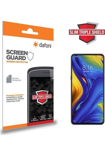 Dafoni Xiaomi Mi Mix 3 Slim Triple Shield Ekran Koruyucu