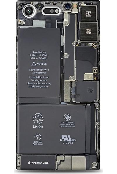 Eiroo Sony Xperia XZ Premium Devre Kılıf