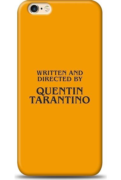 Eiroo Apple iPhone 6 / 6S Quentin Tarantino Kılıf