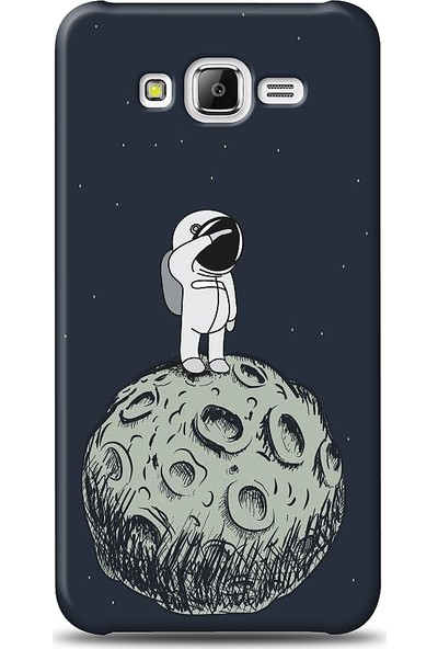 Eiroo Samsung Galaxy J7 / Galaxy J7 Core Astronot Kılıf
