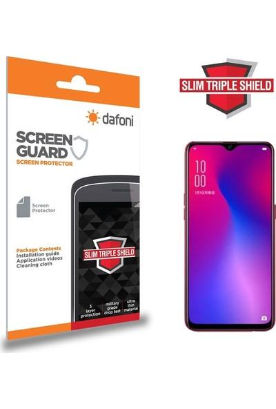 Dafoni Oppo RX17 Pro Slim Triple Shield Ekran Koruyucu