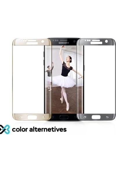 Eiroo Oppo RX17 Pro Curve Tempered Glass Full Siyah Cam Ekran Koruyucu