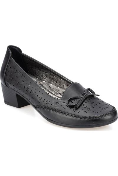 Polaris 91.150692.Z Siyah Kadın Ayakkabı