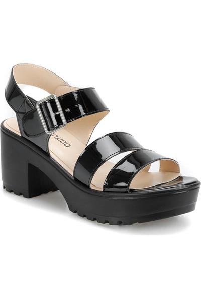 Butigo S803-19İy Siyah Kadın Sandalet
