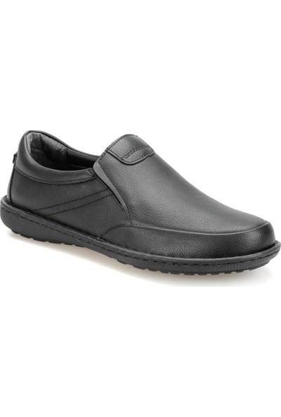 Flexall Al-7 Siyah Erkek Ayakkabı