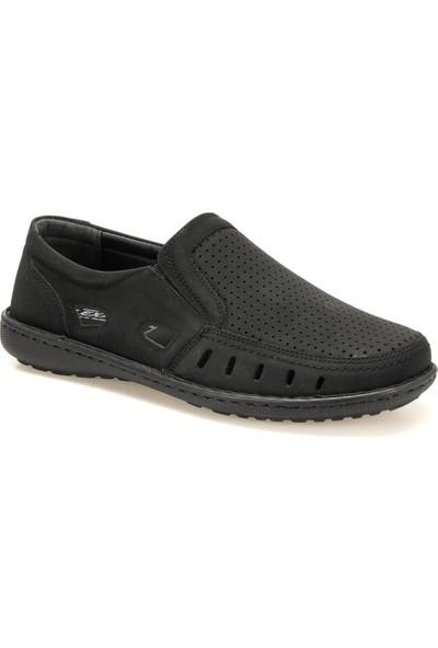 Flexall Al-10 Siyah Erkek Ayakkabı