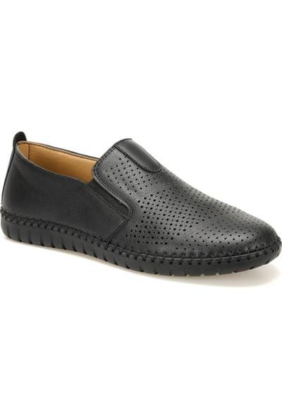 Flexall Al-20 Siyah Erkek Ayakkabı