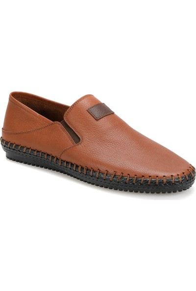Flogart G-103 C Taba Erkek Deri Ayakkabı