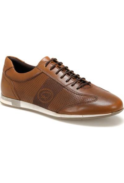 Oxide Vlk199 Kahverengi Erkek Deri Ayakkabı