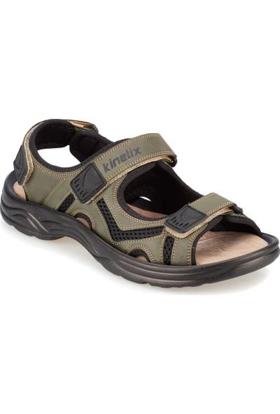 Kinetix Darken Haki Erkek Sandalet