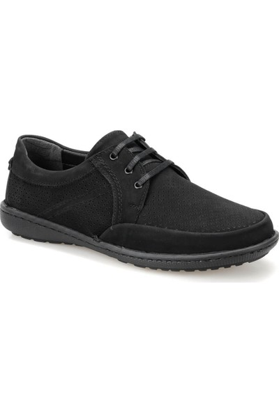 Flexall Zmrt-6 C Siyah Erkek Klasik Ayakkabı