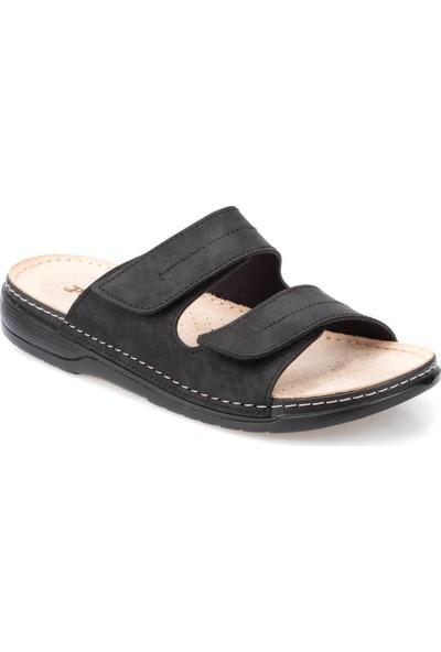 Polaris 91.150512.M Siyah Erkek Klasik Ayakkabı