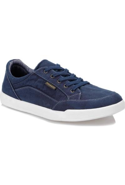 Dockers By Gerli 226370 Lacivert Erkek Sneaker Ayakkabı