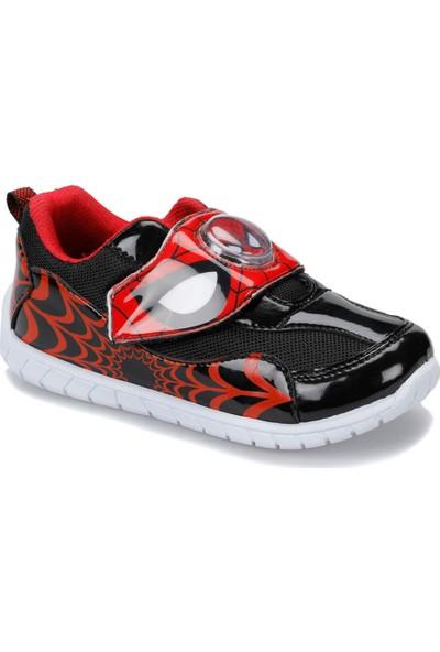 Spiderman 91.Bren-1.P Siyah Erkek Çocuk Spor Ayakkabı