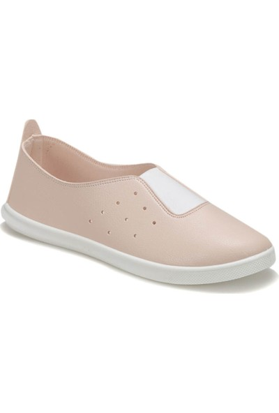 Polaris 91.313451.Z Pudra Kadın Slip On Ayakkabı