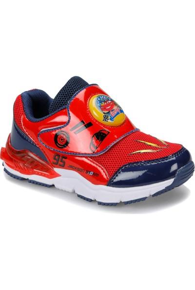 Disney Cars 91.Jacki.B Kırmızı Erkek Çocuk Spor Ayakkabı