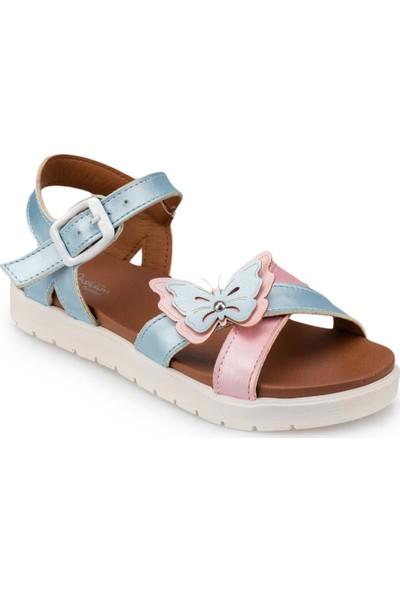 Polaris 91.510069.F Pembe Kız Çocuk Sandalet
