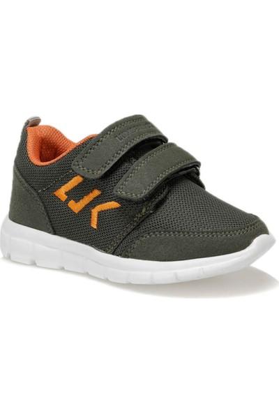 Lumberjack Smash Haki Erkek Çocuk Sneaker Ayakkabı