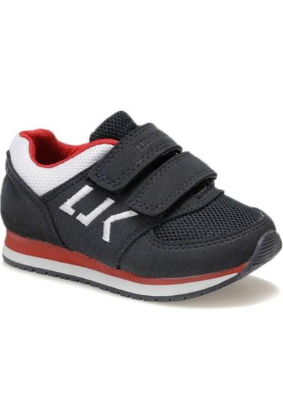 Lumberjack Run Lacivert Kırmızı Erkek Çocuk Koşu Ayakkabısı