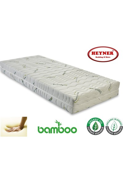 Heyner Hygiene Comfort Bamboo Visco Yatak 120x190 Cm