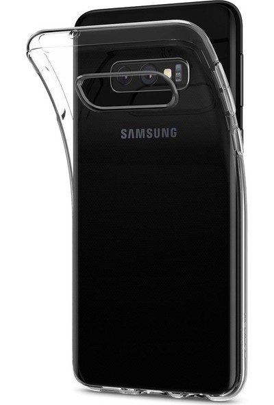 Spigen Samsung Galaxy S10e Kılıf Liquid Crystal Clear 4 Tarafı Tam Koruma - 609CS25833