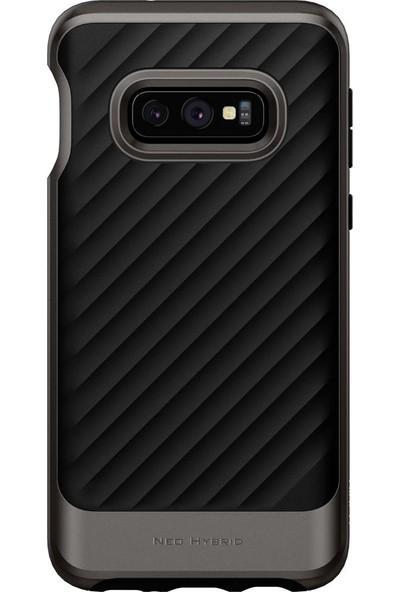 Spigen Samsung Galaxy S10e Kılıf Neo Hybrid Gunmetal - 609CS25846