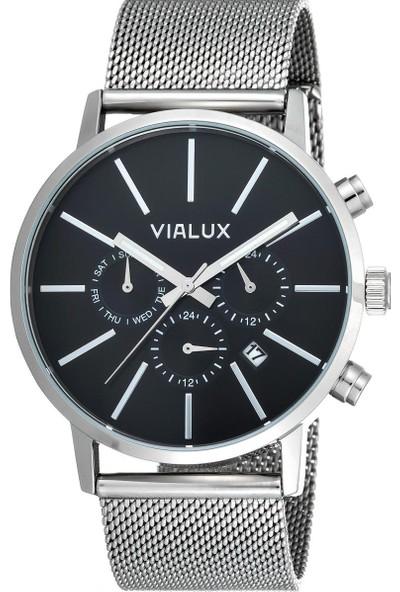 Vialux VX303S-04SS Erkek Kol Saati
