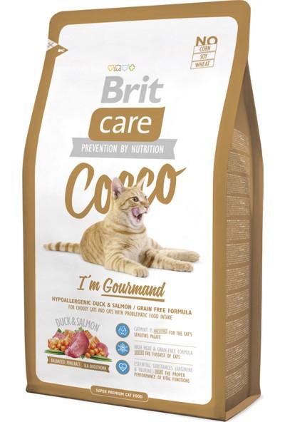 Brit Care Ördekli Somon Ve Patatesli Kedi Maması 2Kg