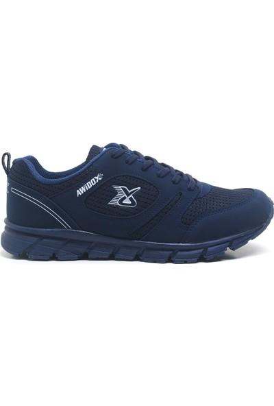 Awidox Bağcıklı Erkek Çocuk Spor Ayakkabı 3 Renk