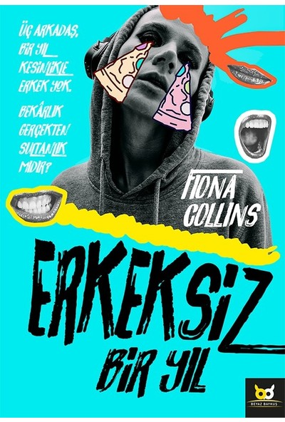 Erkeksiz Bir Yıl - Fiona Collins