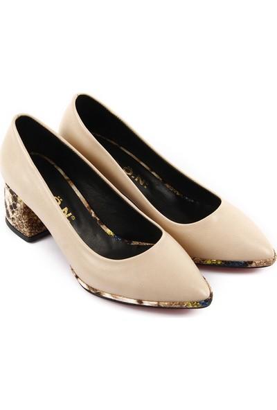 Gön Kadın Ayakkabı 01019
