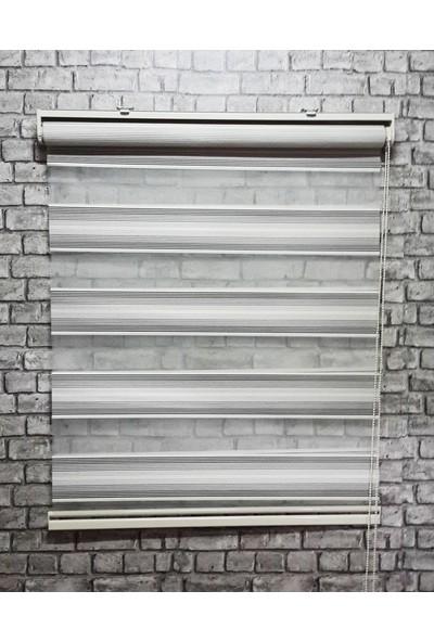 Sezerler Perde Mikro Pliseli Zebra Perde 4114 200X200