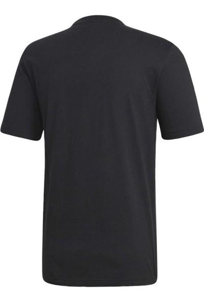 Adidas Erkek Günlük T-Shirt Du0404 E Lın Tee