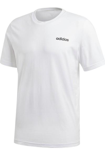 Adidas Erkek Günlük Tişört Spor Beyaz Dq3089 E Pln Tee