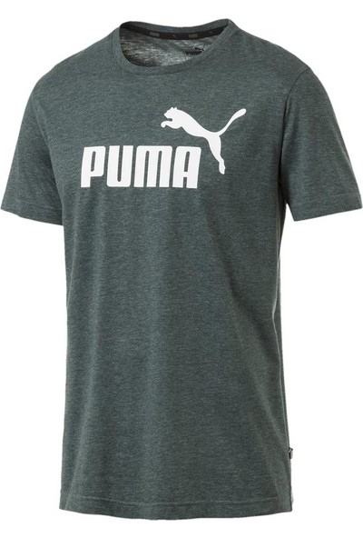 Puma Erkek Tişört Ess Heather 85241930