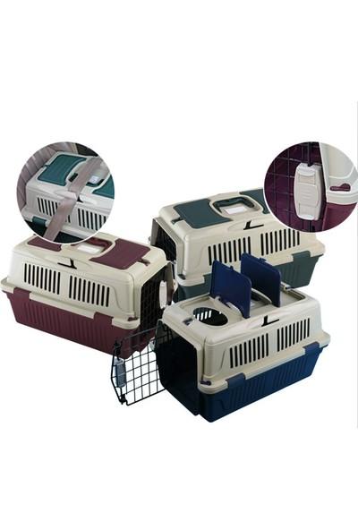 Strong CD2 Kedi&Köpek Taşıma Çantası Lacivert 50x33x29cm