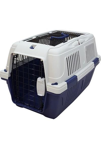 Strong CD2 Üstten Açılabilir Kedi&Köpek Taşıma Çantası Lacivert 50x33x29cm