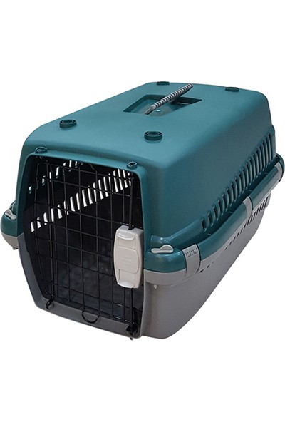 Strong Kedi&Köpek Taşıma Çantası Yeşil 58x38x34cm