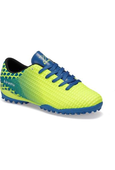 Kinetix Sarı Genç Halı Saha Ayakkabısı 100313542 8P Sergi Turf Neon Sari Saks