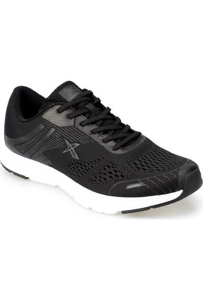 Kinetix Gaia Siyah Beyaz Erkek Koşu Ayakkabısı