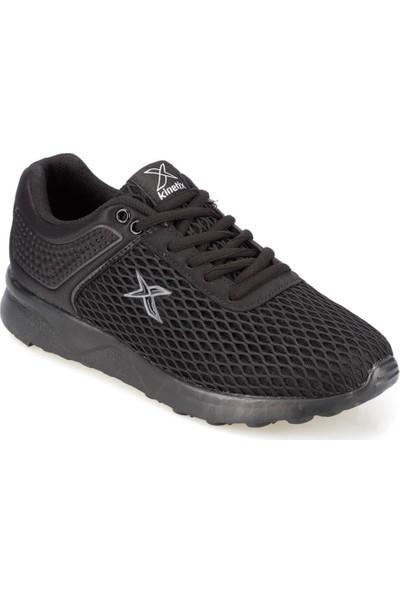 Kinetix Taly W Siyah Beyaz Kadın Sneaker Ayakkabı