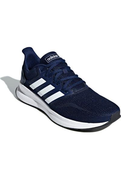 Adidas Runfalcon.. Lacivert Beyaz Erkek Koşu Ayakkabısı