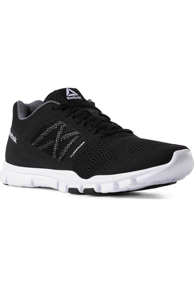 Reebok Yourflex Train 11 Mt* Siyah Beyaz Erkek Koşu Ayakkabısı