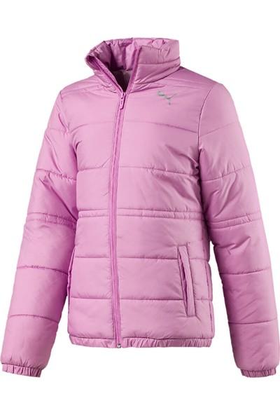 Puma Padded Jacket G Lila Kız Çocuk Mont