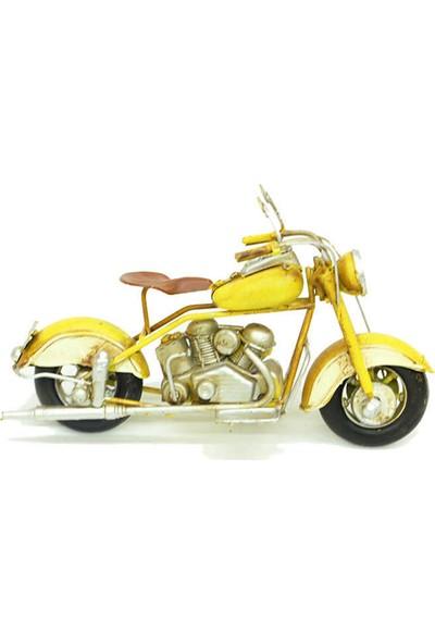 Mory Concept Dekoratif Metal Motosiklet