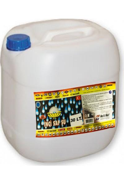 Distile Saf Su 30 Litre -Ütü Ve Akü Suyu -Genel Kullanıma Uygun