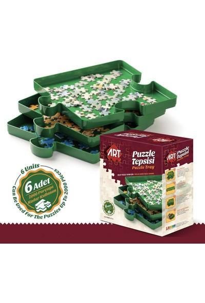 Art Puzzle 500-2000 Parçalık Puzzle Tepsisi